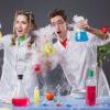 Шоу химии (Сумасшедшая лаборатория)