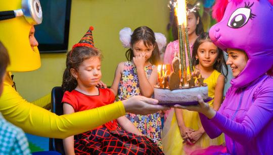 День рождения Софи, 5 лет
